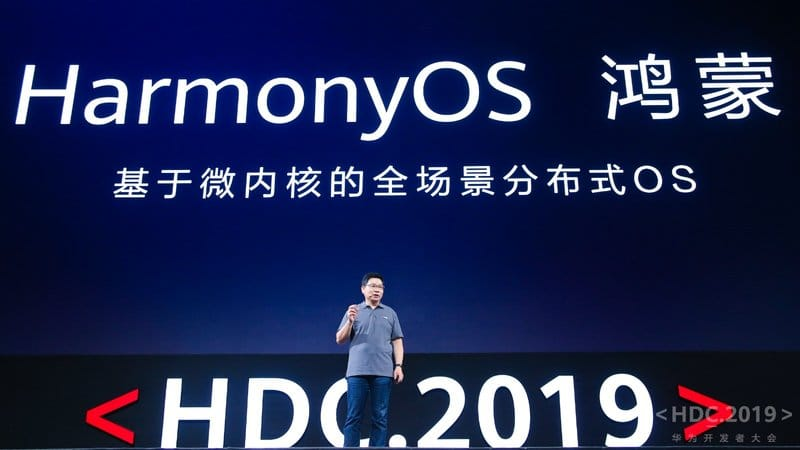 Huawei unveils HarmonyOS as an Android replacement